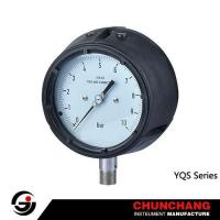 Buy cheap Safety Pattern Case Pressure Gauge from wholesalers