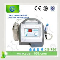 Buy cheap CG-750 2014 Hot hydra facial hydro dermabrasion machine for sale from wholesalers