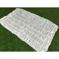 Buy cheap funeral quilted casket lining and coffin quilted liner from wholesalers
