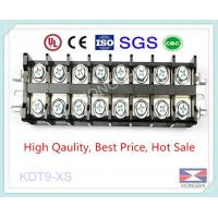 Buy cheap Din Rail Terminal Block 600V 15A 8mm Din Rail Terminal Block Connector KDT8-XS from wholesalers