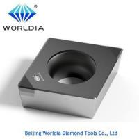 Buy cheap PCBN Inserts WORLDIA Mini Tipped PCBN Insert from wholesalers
