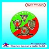 Buy cheap Commemorative Metal Birthday Lapel Pin Badges/Fashion Collar Pins/Decoration Lapel Pin from wholesalers