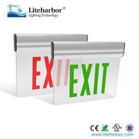 Buy cheap emergency exit light Exit Light Led Battery Backup from wholesalers