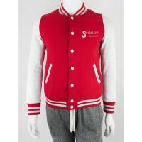 Buy cheap button up baseball jacket from wholesalers