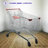 Buy cheap 180L European Style Trolley / Shopping Cart / Shopping Trolley from wholesalers