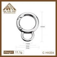 Fashion new style polished all types of special design spring rings