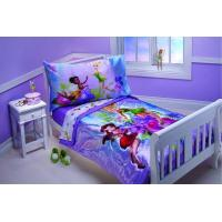 Buy cheap Baby Bedding Purple smuffs Toddler Set from wholesalers