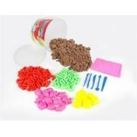 Buy cheap Children Toy Sand Popular Educational Toy Kids Play Sand Magic Sand with tools from wholesalers