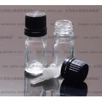 Buy cheap 5ml transparent Essential oil bottle5ml transparent glass bottles product