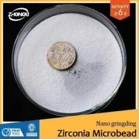 Buy cheap High density Yttria Stabilized Zirconia micro grinding ball product