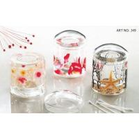 Buy cheap Acrylic Liquid Items Cotton Bud Holder Series from wholesalers