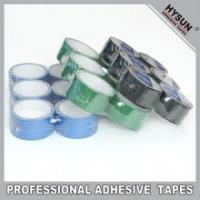 Buy cheap extremely sticky adhesive cloth duct tape all color factory supply made in china product