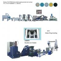 Buy cheap High speed compound extrusion pelletizing line from wholesalers