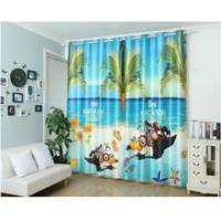 Buy cheap 3d curtain 2016 3d curtain from Wholesalers