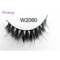 Buy cheap charming custom made wispy mink eyelash product