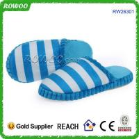 Buy cheap Factory made customized logo bedroom slippers from wholesalers