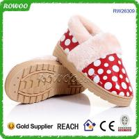 Buy cheap Fashion Ladies indoor slipper from wholesalers