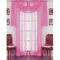 Buy cheap Voile Window Curtain Panel from wholesalers