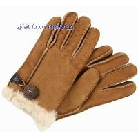Buy cheap FL-G2211-5fur leather gloves from wholesalers