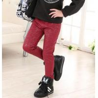 Buy cheap Children Leggings Wholesale kids leather pants from wholesalers