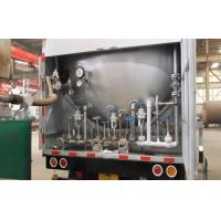 Buy cheap LNG transport trailer from wholesalers