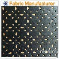 Buy cheap PU Leather Shaoxing onway textile Make-to-order pu leather jacket pu leather for ... product