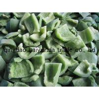 Buy cheap FOODSTUFFS IQF green pepper from wholesalers