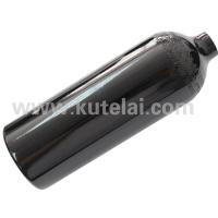 Buy cheap Paintball 0.8L 20oz Co2 Tank / Cylinder from wholesalers