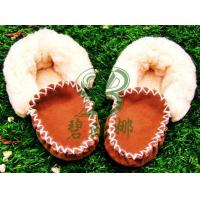 Buy cheap *Sheepskin Baby Booties product