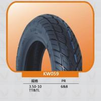 Buy cheap Scooter tire Balanced performance and durability characteristics product
