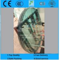 Buy cheap 10mm Round Shape Tempered Glass Table Top from wholesalers