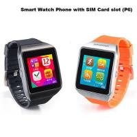 Buy cheap Android Watch phone with Bluetooth3.0 (P6) from wholesalers