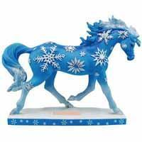 Buy cheap Horse of a Different Color Holiday 2015 Snowflakes Arabian 6.5 Figurine from wholesalers