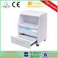 Buy cheap multi-function trolley salon glass trolley cart for medical from wholesalers