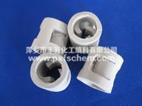 Buy cheap Ceramic Tower Packing Ceramic Pall Ring product