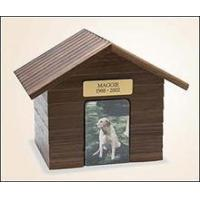 Buy cheap Doghouse Urns K-9 Cottage Urn - Walnut from wholesalers