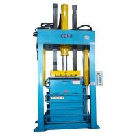 Buy cheap Clothes(textile) Balers Vertical Hydraulic Baler(box lifting)_JP50LT from wholesalers