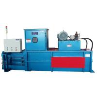 Buy cheap 40-60Ton waste cardboard press compactor baling machine_JPW40F/JPW60F from wholesalers