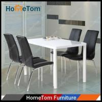 Wholesale Modern High Quality Wooden MDF Dining Table