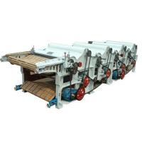 Buy cheap GK250 Hard Waste Cotton Cleaning Machine 4 Roller from wholesalers