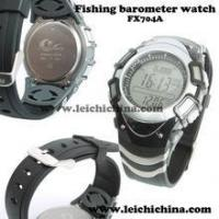 Buy cheap NEW product Waterproof Digital Fishing barometer watch from wholesalers