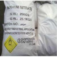 Buy cheap Chemicals Products Sodium Nitrate For Food Preservative from wholesalers