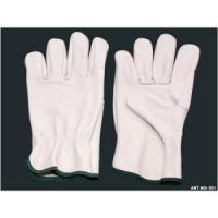Buy cheap WO-5001 Cheap Price Wing Thumb Select Grain Cowhide Driver Gloves product