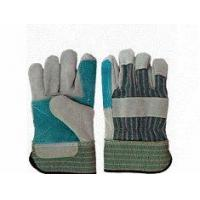 Buy cheap Cheap Price Double Palm Leather Work Glove From Chinese Munufacture product