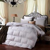 Buy cheap White goose down close skin soft duvet from wholesalers