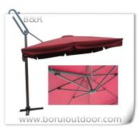 Buy cheap best offset patio umbrella for sale | umbrella manufacturer from ChinaOutdoor Furniture from wholesalers
