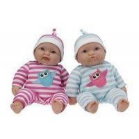 Buy cheap Jc Toys Lots To Cuddle Babies Twins Dolls by JC Toys from wholesalers