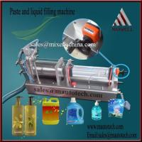 Buy cheap Semi-automatic Filler ST-L Semi-Automatic Cosmetic Filling Machine product
