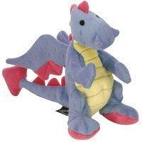 Buy cheap Sherpa Baby Dragon Periwinkle Dog Toy With Chew Guard Go Dog by Sherpa Pet Group LLC. from wholesalers