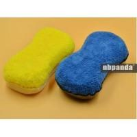Buy cheap Car cleaning pad Microfiber Wash Sponge from wholesalers